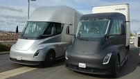 Elon Musk khẳng định phiên bản thương mại của Tesla Semi sẽ đi được gần 960 km