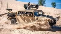 GM có thể quay trở lại lĩnh vực xe quân sự với khung gầm SURUS hoàn toàn mới