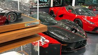 Choáng với bộ sưu tập siêu xe Ferrari của một tay golf chuyên nghiệp