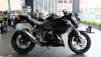 Giá xe Kawasaki Z300 ABS tháng 5/2018
