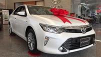 Giá xe Toyota Camry 2018 mới nhất tháng 5/2018