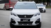 Crossover 5 chỗ Peugeot 3008 tăng giá 40 triệu đồng trong tháng 5/2018