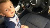 Tưởng con bị say xe, bố mẹ phát hoảng khi thấy gai nhọn trên ghế ngồi ô tô của con