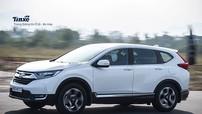 """Tháng 4/2018: Honda CR-V """"bán chạy như tôm tươi"""" tại Việt Nam, gấp đôi Mazda CX-5"""
