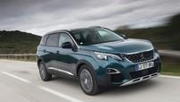 Giá xe Peugeot 5008 2018 mới nhất tháng 5/2018