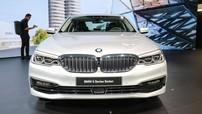 Giá xe BMW 5 Series 2018 mới nhất tháng 5/2018