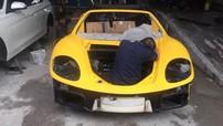 Siêu xe Ferrari 360 Spider sắp tái xuất với ngoại thất long lanh như lúc mới về nước