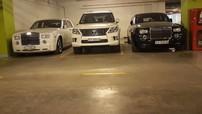 """Cặp đôi Lexus LX570 và Rolls-Royce Phantom cùng mang biển cặp """"thần tài nhỏ"""""""