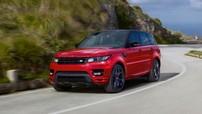 Giá xe Land Rover Range Rover 2018 mới nhất tháng 5/2018