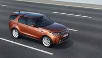 Giá xe Land Rover Discovery 2018 mới nhất tháng 5/2018