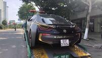 """BMW i8 từng thuộc sở hữu của Minh """"Nhựa"""" bất ngờ xuất hiện tại Đà Nẵng"""