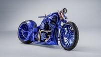 Harley-Davidson Blue Edition - Xe mô tô đắt nhất thế giới