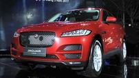 Giá xe Jaguar F-Pace 2018 mới nhất tháng 5/2018
