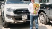 """Lộ diện chủ nhân của """"vua bán tải"""" Ford Ranger biển """"ngũ quý"""" 9 tại Sài thành"""