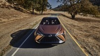 Crossover hạng sang mới của Lexus có thể mang tên LQ