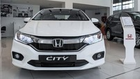 Giá xe Honda City 2018 mới nhất tháng 6/2018