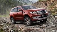 Đánh giá nhanh Ford Everest 2019: Thiết kế cải tiến, động cơ mạnh hơn