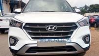 """Hyundai Creta 2018 """"hiện nguyên hình"""" trước ngày ra mắt"""
