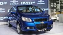 Giá xe Chevrolet Aveo 2018 mới nhất trong tháng 6/2018