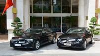 Mercedes-Benz Việt Nam bàn giao xe Mercedes-Benz E 250 cho khách sạn Rex