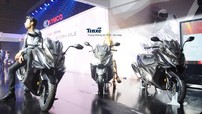 Kymco ra mắt 2 mẫu xe tay ga được trang bị hệ thống thông minh Noodoe