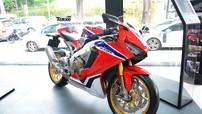 Đánh giá nhanh siêu mô tô Honda CBR1000RR FireBlade SP 2018 chính hãng có giá hơn nửa tỷ Đồng
