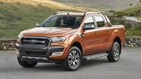 Giá xe Ford Ranger 2018 mới nhất tháng 6/2018