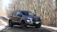 Đánh giá nhanh Ford EcoSport 2018 - Mẫu SUV cỡ B gây thất vọng lớn