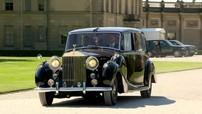Dàn xe ấn tượng tại lễ cưới Hoàng tử Harry