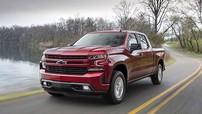 """Xe bán tải """"khủng long"""" Chevrolet Silverado 2019 lần đầu tiên có động cơ 4 xi-lanh"""