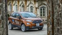 Giá xe Ford EcoSport 2018 mới nhất tháng 6/2018