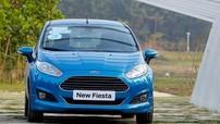 Giá xe Ford Fiesta 2018 mới nhất tháng 6/2018