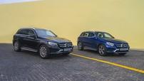 Đánh giá nhanh Mercedes-Benz GLC 200 2018: Rộng rãi, nhiều tiện nghi