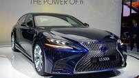 Bảng giá xe Lexus 2018 mới nhất tháng 6/2018