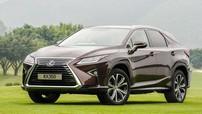Giá xe Lexus RX 2018 mới nhất tháng 6/2018