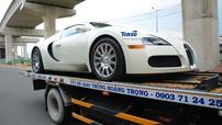 """""""Siêu phẩm"""" Bugatti Veyron được bàn giao cho Chủ tịch Trung Nguyên"""
