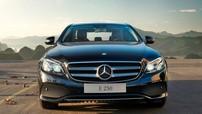 Giá xe Mercedes-Benz E-Class 2018 mới nhất tháng 6/2018