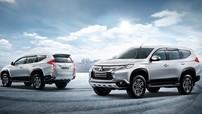Bảng giá xe Mitsubishi 2018 mới nhất tháng 6/2018