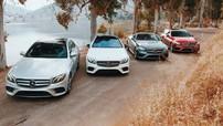 Mercedes-Benz E-Class 2019 được bổ sung bản trang bị và động cơ mới