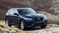 Giá xe Jaguar F-Pace 2018 mới nhất tháng 6/2018