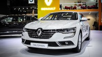 Giá xe Renault Talisman 2018 mới nhất tháng 6/2018