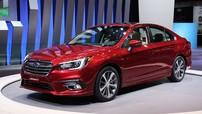 Bảng giá xe Subaru 2018 mới nhất tháng 6/2018
