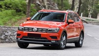 Giá xe Volkswagen Tiguan 2018 mới nhất tháng 6/2018