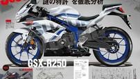Dự đoán thiết kế sportbike Suzuki GSX-R300 2018
