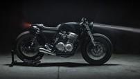 Honda CB750 độ Cafe Racer đầy nam tính khiến nhiều biker xao xuyến