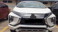 Cận cảnh Mitsubishi Xpander - đối thủ của Toyota Innova - tại Việt Nam