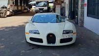 Đánh giá nhanh Bugatti Veyron mới bàn giao cho Chủ tịch Trung Nguyên
