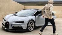 Karim Benzema úp mở việc tậu siêu xe triệu USD Bugatti Chiron