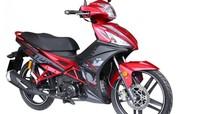 SYM Sport Rider 2018 ra mắt với màu sắc mới, giá 31,8 triệu VNĐ