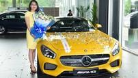 Sau 3 năm xuất hiện tại Việt Nam, siêu xe Mercedes-AMG GT S màu vàng đã tìm thấy chủ nhân